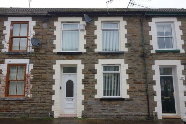 Thumbnail Terraced house for sale in Treasure Street, Treorchy