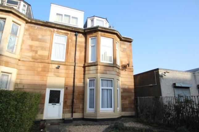 Thumbnail End terrace house for sale in Albert Road, Glasgow, Lanarkshire