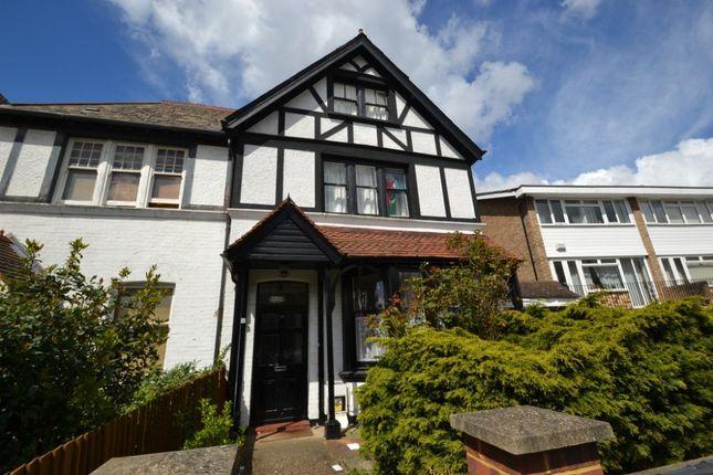 Thumbnail Duplex to rent in Cranes Park Avenue, Surbiton