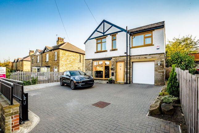 Thumbnail Detached house for sale in Wakefield Road, Dalton, Huddersfield