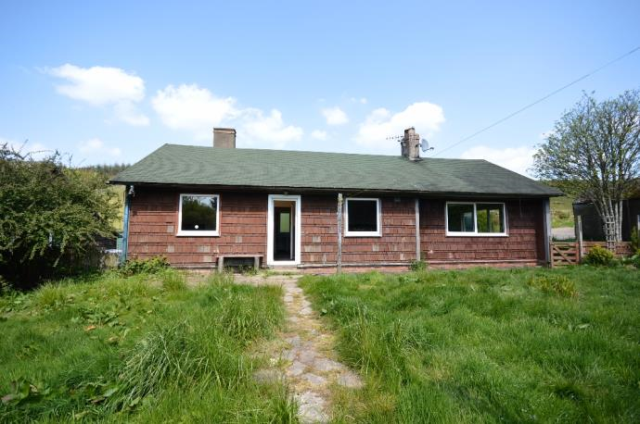 Thumbnail Detached house to rent in 1 High Auldgirth, Auldgirth, Dumfriesshire