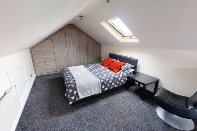 Loft Room of Peveril Close, Whitefield M45