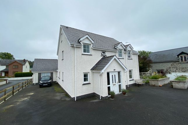 Thumbnail Detached house for sale in Falcondale Drive, Lampeter
