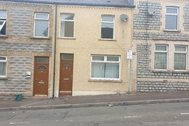 Thumbnail Terraced house to rent in Merthyr Street, Barry