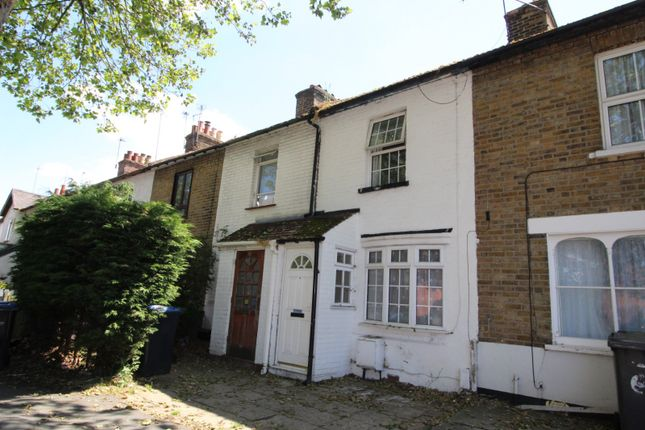 Thumbnail Terraced house for sale in The Avenue, Egham, Surrey