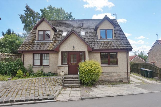 Thumbnail Detached house for sale in 1B Old Perth Road, Milnathort, Kinross-Shire