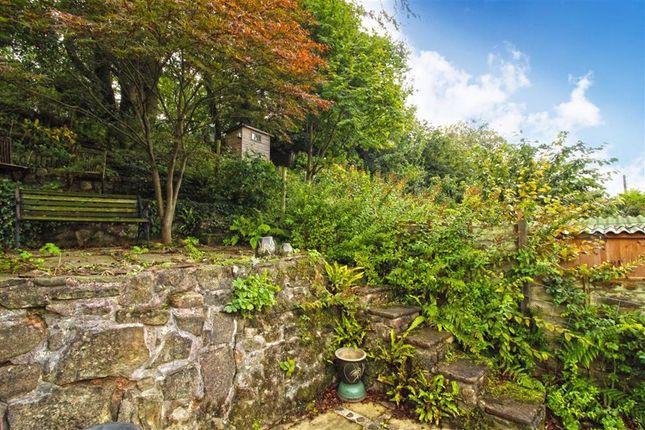 Tiered Garden of Long Row, Calder Vale, Preston PR3
