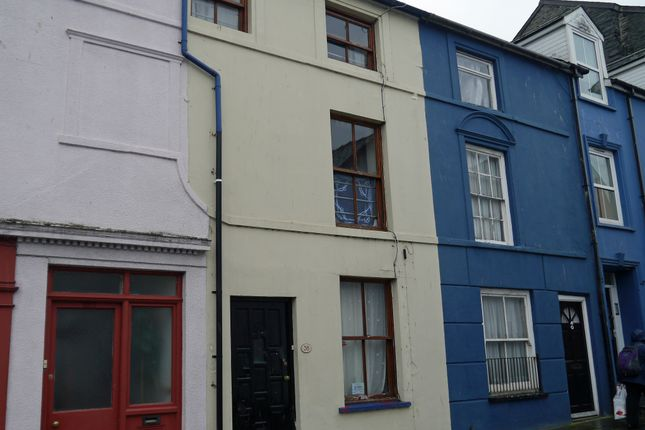 Thumbnail Town house to rent in Queens Street, Aberystwyth