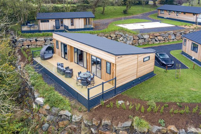 Thumbnail Detached house for sale in Bohemia Luxury Lodge, Noble Court Holiday Park, Redstone Road, Narberth