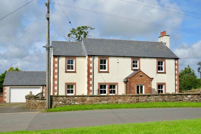 Thumbnail Detached house for sale in Hayton, Aspatria, Wigton