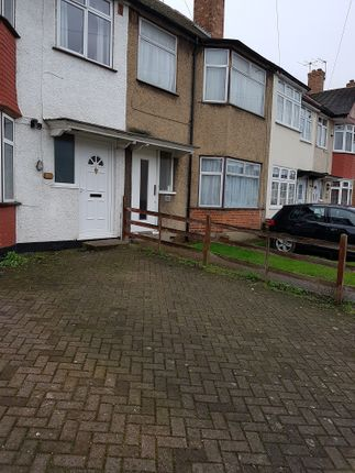 Thumbnail Terraced house to rent in Granville Road, Hillingdon