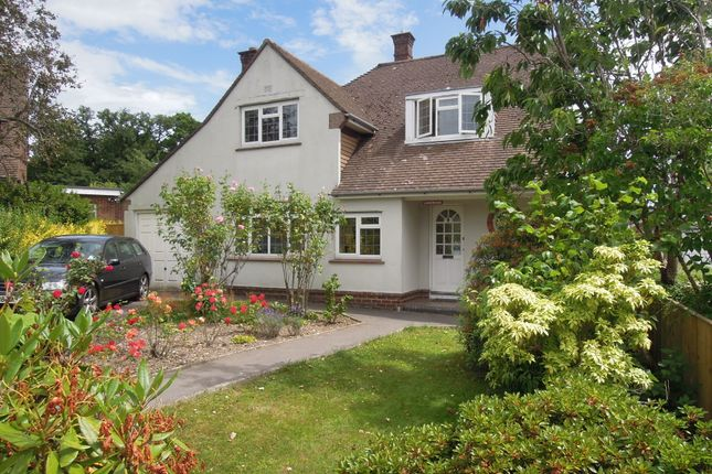 Thumbnail Detached house for sale in Bassett Green Close, Southampton