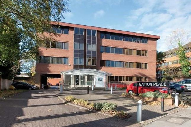Thumbnail Office to let in 1st Floor Rear, Gatton Place, St Matthews Road, Redhill, Surrey