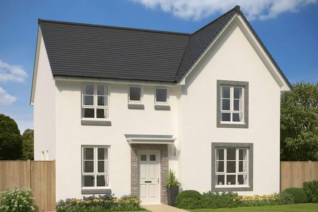 "Thumbnail Detached house for sale in ""Balmoral"" at Park Place, Newtonhill, Stonehaven"