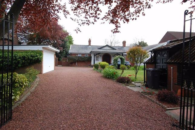 Thumbnail Detached bungalow for sale in Dipe Lane, West Boldon, East Boldon