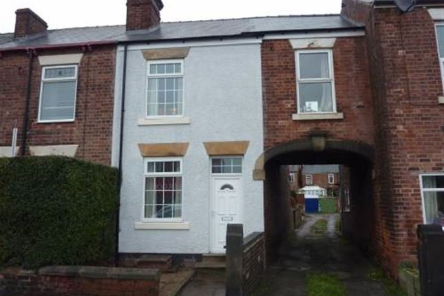 Property to rent in Chatsworth Road, Brampton, Chesterfield, Derbyshire