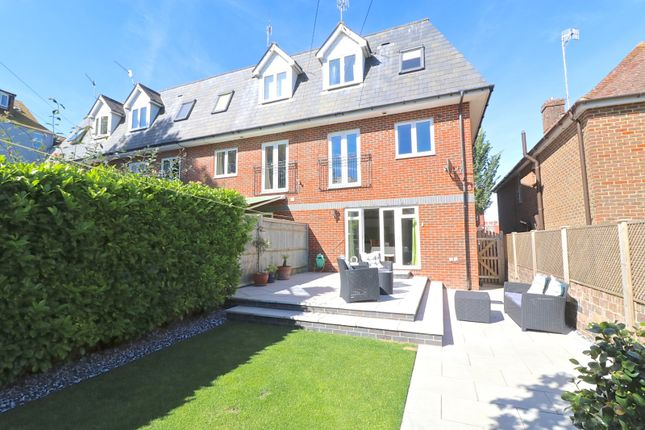 Thumbnail Terraced house for sale in St. Annes Road, Eastbourne