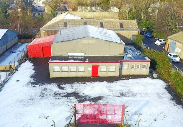 Thumbnail Warehouse to let in Sentry Lane, Mallusk, Newtownabbey, County Antrim