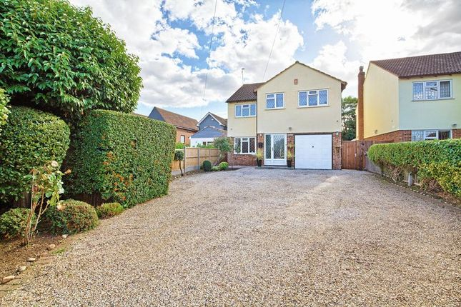 Thumbnail Detached house for sale in Epping Road, Nazeing, Waltham Abbey