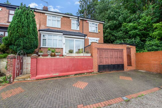 Thumbnail Semi-detached house for sale in Old Park Road, London