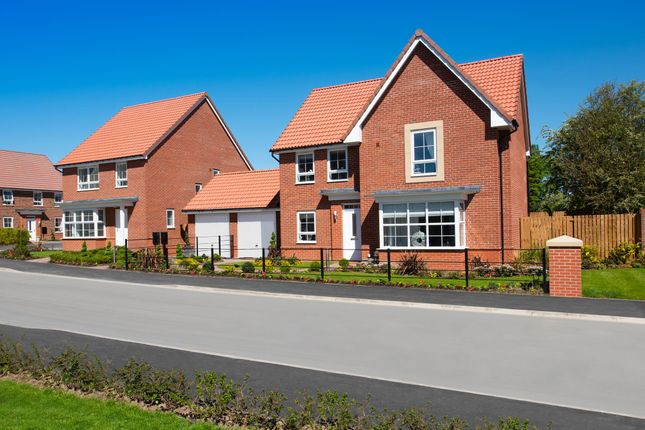 """Thumbnail Detached house for sale in """"Cambridge"""" at Ripon Road, Kirby Hill, Boroughbridge, York"""