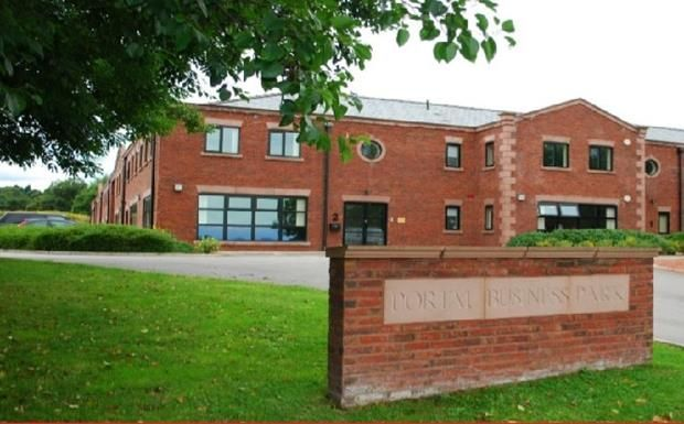 Thumbnail Commercial property for sale in Unit 2 Portal Business Park, Tarporley, Cheshire
