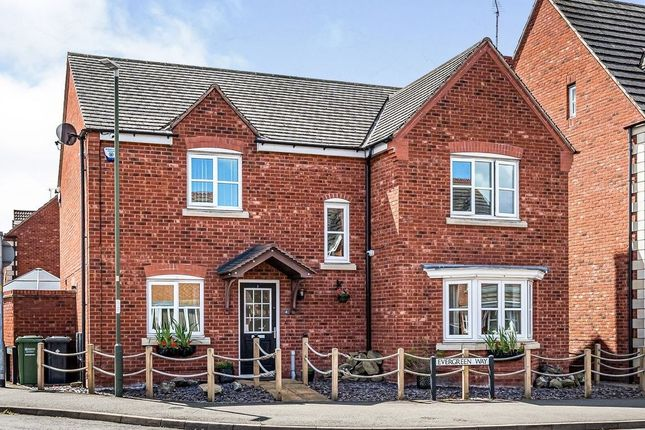 Thumbnail Detached house for sale in Evergreen Way, Stourport-On-Severn