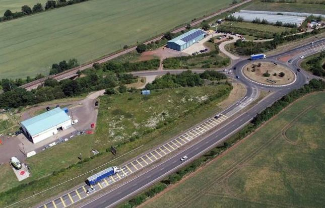 Thumbnail Light industrial to let in Land At Thistly Cross Roundabout, West Barns, Dunbar