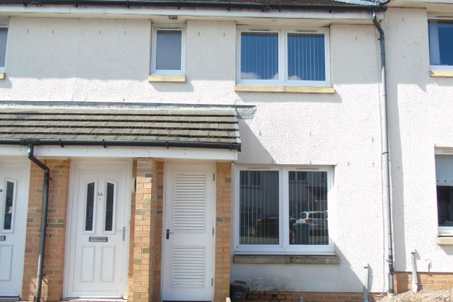 Thumbnail Terraced house for sale in Dalcross Way, Plains, Airdrie, North Lanarkshire