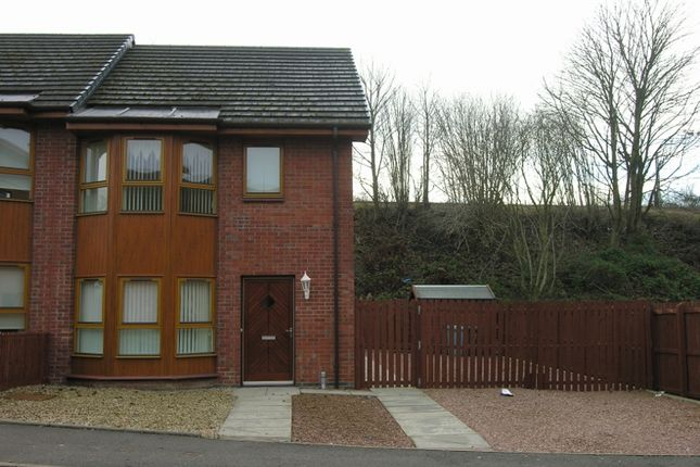 Thumbnail Semi-detached house for sale in Bell Street, Wishaw
