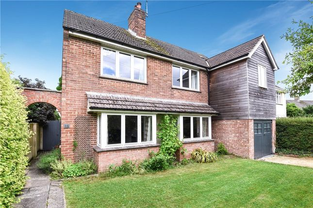Thumbnail Detached house for sale in Grosvenor Road, Dorchester