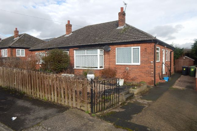 Thumbnail Bungalow to rent in Squirell Hall Drive, Dewsbury