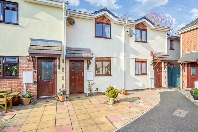 Thumbnail Terraced house for sale in Stirling Court, St. Budeaux, Plymouth