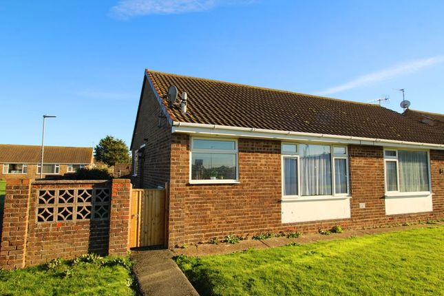 Thumbnail Bungalow for sale in Chaucer Walk, Eastbourne