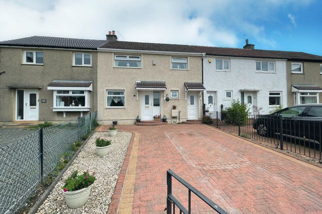 Thumbnail Terraced house for sale in Thomson Drive, Airdrie