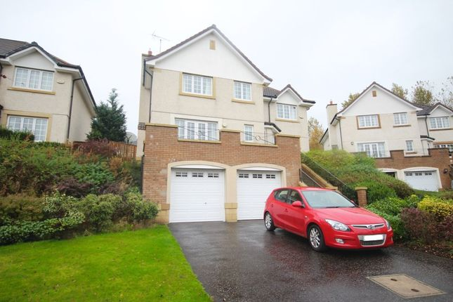 Thumbnail Detached house for sale in Balmoral Drive, Bishopton