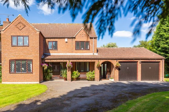 Thumbnail Detached house for sale in Oakwood House, Thorpe Lane, Thorpe In Balne, Doncaster, South Yorkshire