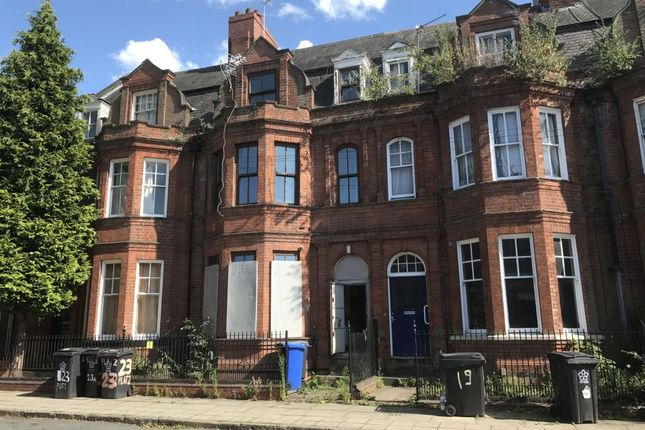 Thumbnail Terraced house for sale in Lincoln Street, Highfields