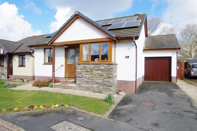 Thumbnail Detached bungalow for sale in Moor Lea, Braunton