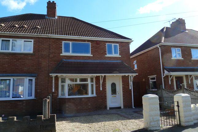 Thumbnail Semi-detached house for sale in Jeffrey Avenue, Parkfields, Wolverhampton