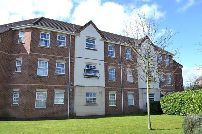 Thumbnail Flat to rent in Kilderkin Court, Parkside