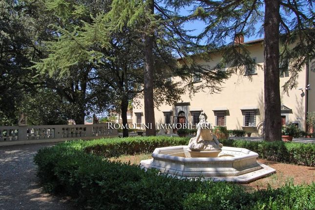 Historical Villa For Sale Close Florence, Agriturismo With 17th Century Villa