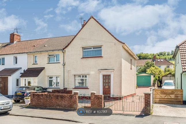 2 bed end terrace house to rent in Marksbury Road, Bristol BS3