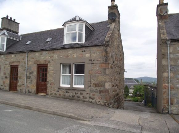 Thumbnail Semi-detached house to rent in Conval Street, Dufftown, Keith