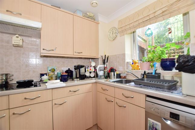 Thumbnail 1 bed flat for sale in Grange Road, Uckfield, East Sussex