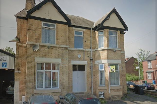 Thumbnail Town house to rent in 7 Bedroom – 156 Wellington Road, Withington, Manchester.