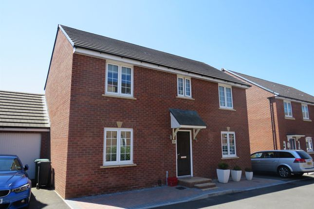 Thumbnail Detached house for sale in Mulberry Crescent, Yate, Bristol