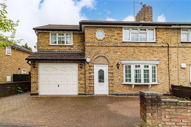 Thumbnail Semi-detached house for sale in Maple Avenue, Yiewsley, West Drayton