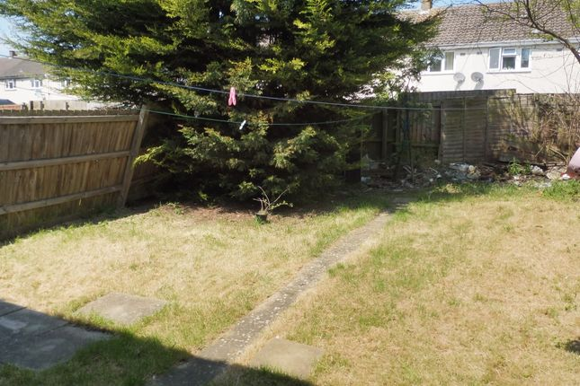 Rear Garden of Gainsborough Road, Corby NN18