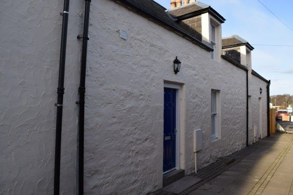 Thumbnail Terraced house to rent in High Street, Elgin